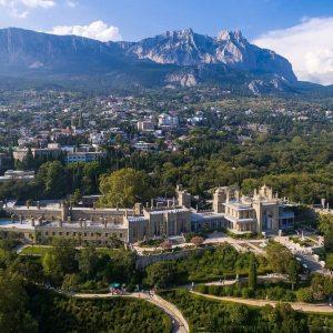 Carskie dvorcy Kryma 6